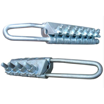 Bolted Type Anti-twisting Wire Rope Gripper